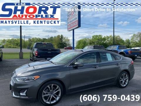 2020 Ford Fusion Hybrid for sale at Tim Short Chrysler in Morehead KY