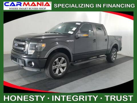 2014 Ford F-150 for sale at CARMANIA LLC in Chesapeake VA