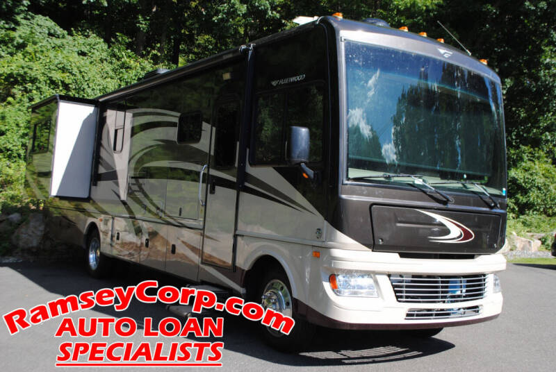 2014 Ford Motorhome Chassis for sale at Ramsey Corp. in West Milford NJ