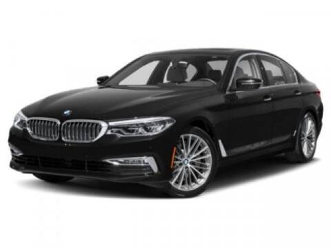 2018 BMW 5 Series for sale at JEFF HAAS MAZDA in Houston TX