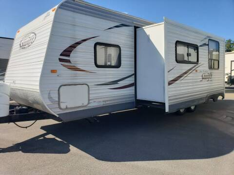 2014 Jayco swift 294 BHS for sale at Ultimate RV in White Settlement TX
