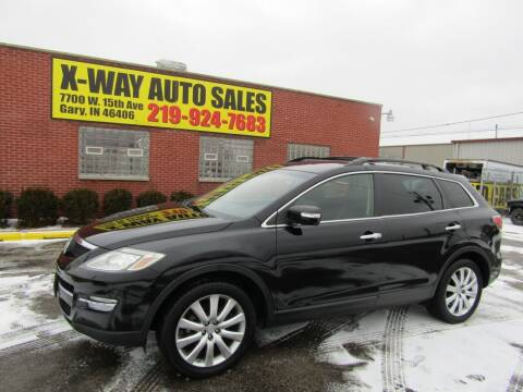 2008 Mazda CX-9 for sale at X Way Auto Sales Inc in Gary IN