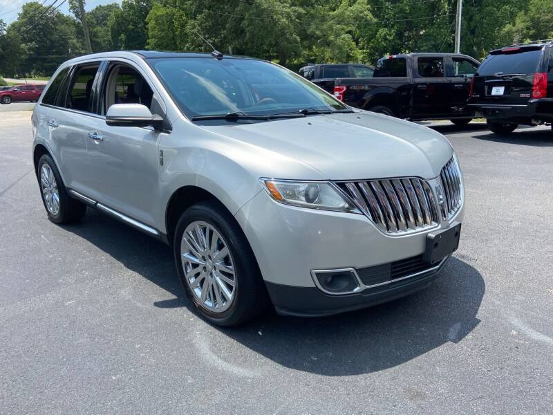 2013 Lincoln MKX for sale at Luxury Auto Innovations in Flowery Branch GA