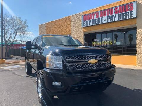 2012 Chevrolet Silverado 2500HD for sale at Marys Auto Sales in Phoenix AZ
