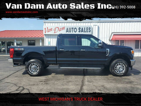 2020 Ford F-250 Super Duty for sale at Van Dam Auto Sales Inc. in Holland MI