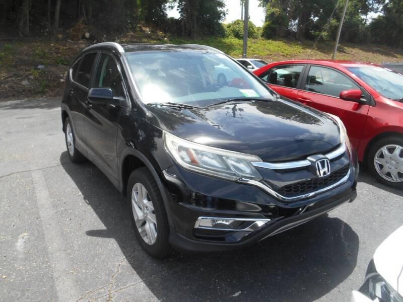 2015 Honda CR-V for sale at AUTO MART in Montgomery AL