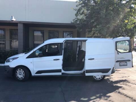 2014 Ford Transit Connect Cargo for sale at AllanteAuto.com in Santa Ana CA