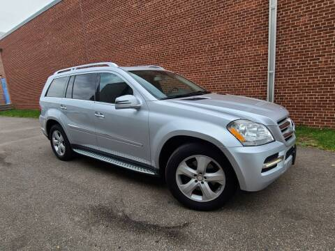 2012 Mercedes-Benz GL-Class for sale at Minnesota Auto Sales in Golden Valley MN