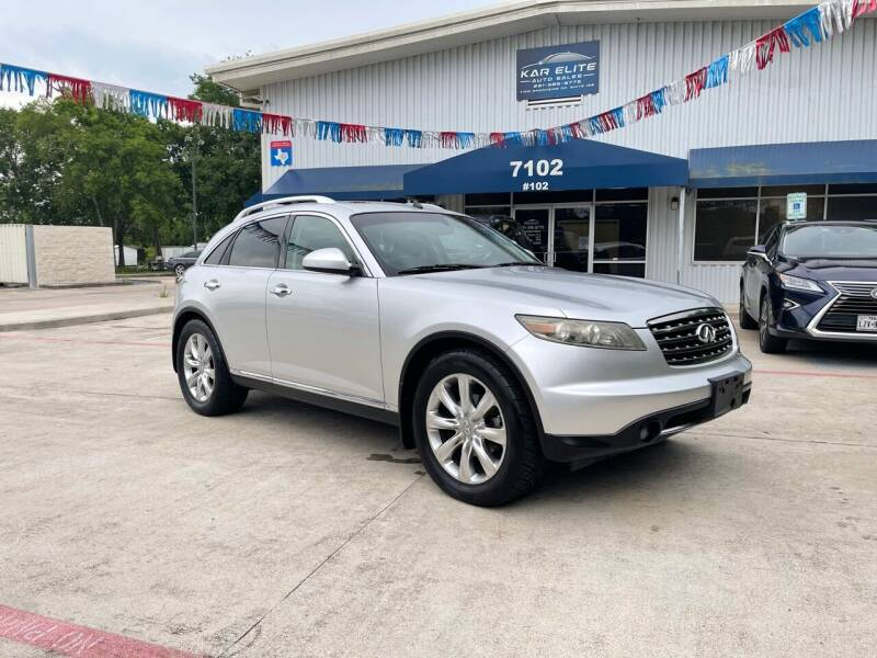 2006 Infiniti FX45 for sale in Pearland, TX