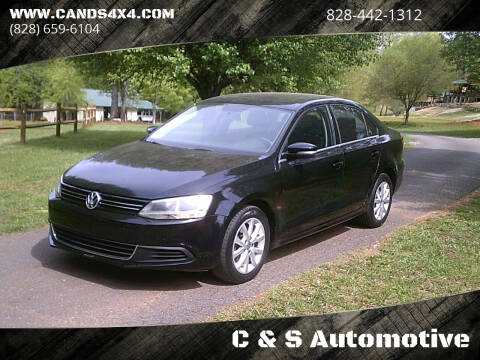 2013 Volkswagen Jetta for sale at C & S Automotive in Nebo NC