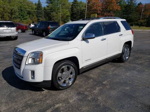 2010 GMC Terrain for sale at Motorsports Motors LLC in Youngstown OH