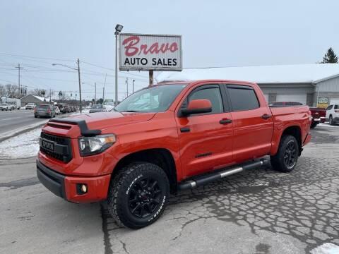 2015 Toyota Tundra for sale at Bravo Auto Sales in Whitesboro NY