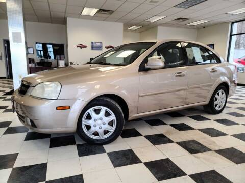 2007 Suzuki Forenza for sale at Cool Rides of Colorado Springs in Colorado Springs CO