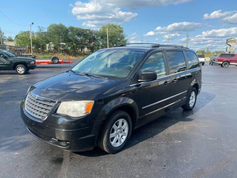 2010 Chrysler Town and Country for sale at CarSmart Auto Group in Orleans IN