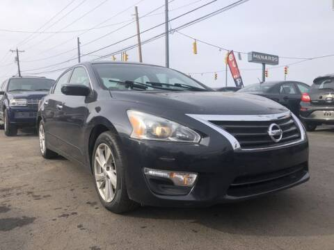 2013 Nissan Altima for sale at Instant Auto Sales in Chillicothe OH