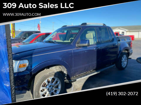 2007 Ford Explorer Sport Trac for sale at 309 Auto Sales LLC in Harrod OH