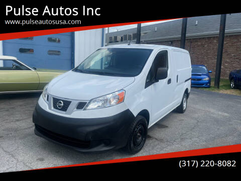 2014 Nissan NV200 for sale at Pulse Autos Inc in Indianapolis IN