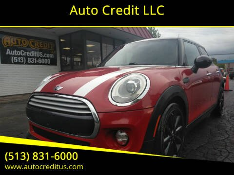 2015 MINI Hardtop 4 Door for sale at Auto Credit LLC in Milford OH