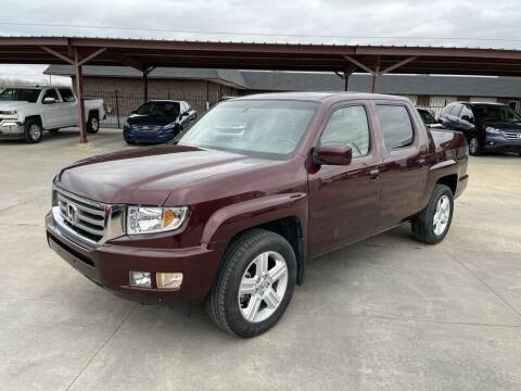 2012 Honda Ridgeline for sale at Kansas Auto Sales in Wichita KS