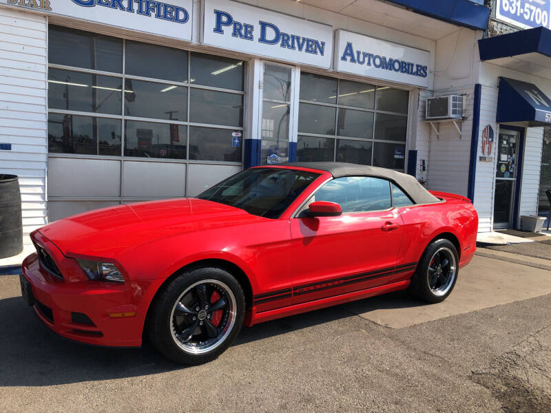 2013 Ford Mustang for sale at Jack E. Stewart's Northwest Auto Sales, Inc. in Chicago IL