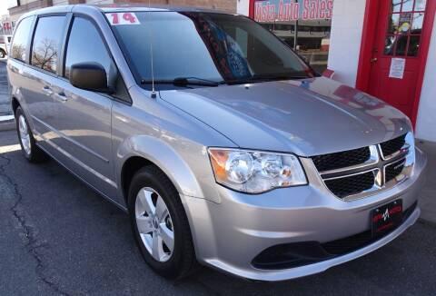 2014 Dodge Grand Caravan for sale at VISTA AUTO SALES in Longmont CO