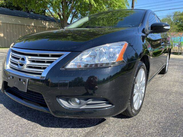 2013 Nissan Sentra for sale at Falls City Motorsports in Louisville KY