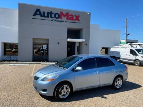 2010 Toyota Yaris for sale at AutoMax of Memphis - Alex Vivas in Memphis TN