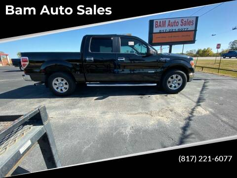2011 Ford F-150 for sale at Bam Auto Sales in Azle TX