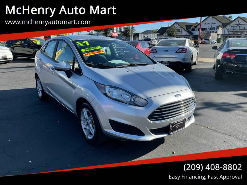 2017 Ford Fiesta for sale in Turlock, CA
