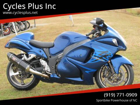 2008 Suzuki Hayabusa for sale at Cycles Plus Inc in Garner NC