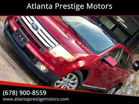 2008 Ford Edge for sale at Atlanta Prestige Motors in Decatur GA