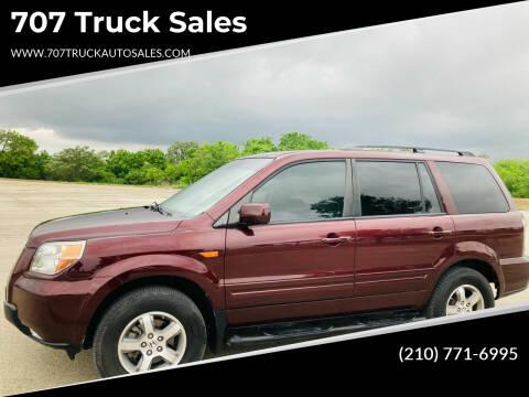 2007 Honda Pilot for sale at 707 Truck Sales in San Antonio TX