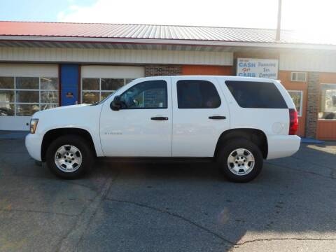2009 Chevrolet Tahoe for sale at Twin City Motors in Grand Forks ND