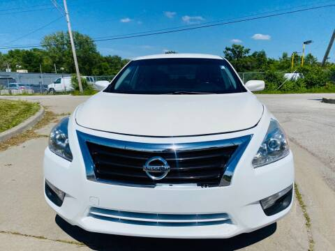 2013 Nissan Altima for sale at Xtreme Auto Mart LLC in Kansas City MO