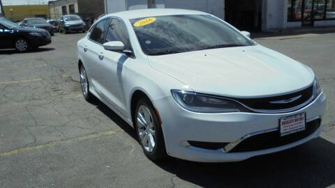 2016 Chrysler 200 for sale at Absolute Motors in Hammond IN