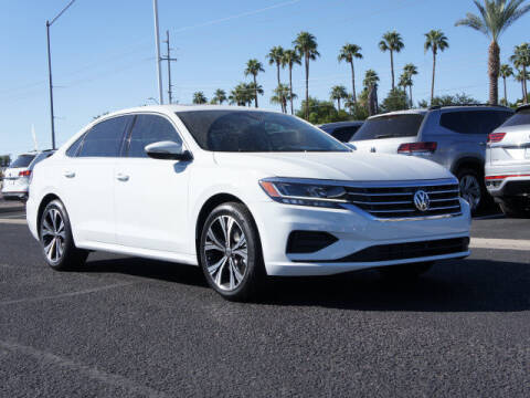 2022 Volkswagen Passat for sale at CarFinancer.com in Peoria AZ
