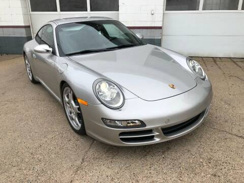 2007 Porsche 911 for sale at AUTOSPORT in La Crosse WI