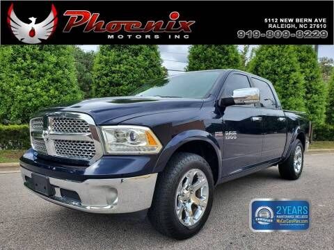 2014 RAM Ram Pickup 1500 for sale at Phoenix Motors Inc in Raleigh NC