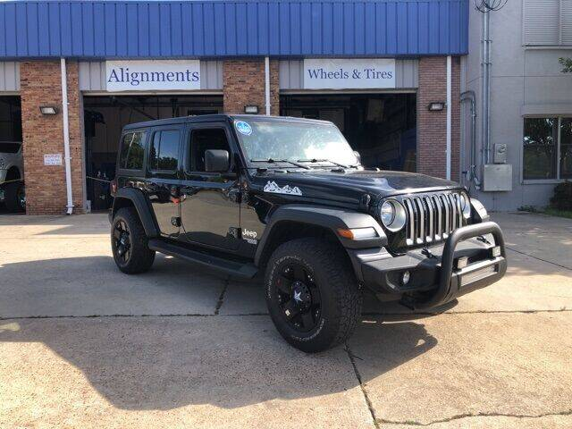 2019 Jeep Wrangler Unlimited for sale at Wilson Autosports LLC in Fort Walton Beach FL