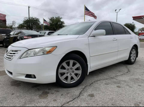 2008 Toyota Camry for sale at Friendly Auto Sales in Pasadena TX