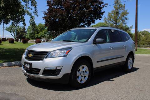 2015 Chevrolet Traverse for sale at Northwest Premier Auto Sales in West Richland WA