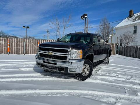 2008 Chevrolet Silverado 2500HD for sale at True Automotive in Cleveland OH