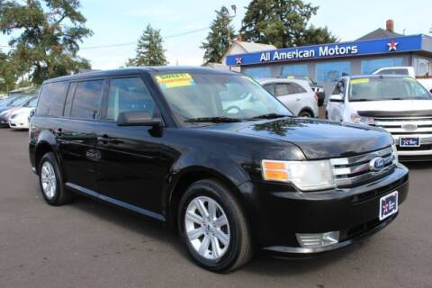 2011 Ford Flex for sale at All American Motors in Tacoma WA