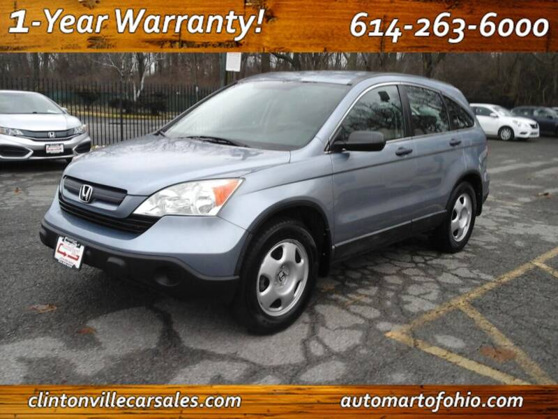2009 Honda CR-V for sale at Clintonville Car Sales - AutoMart of Ohio in Columbus OH