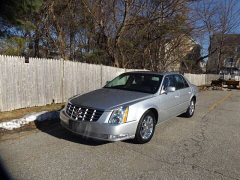 2010 Cadillac DTS for sale at Wayland Automotive in Wayland MA
