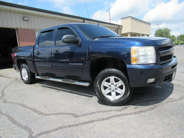 2010 Chevrolet Silverado 1500 for sale at TAPP MOTORS INC in Owensboro KY