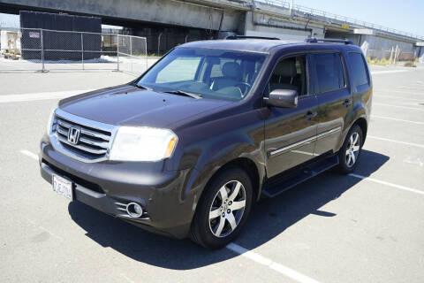 2013 Honda Pilot for sale at Sports Plus Motor Group LLC in Sunnyvale CA