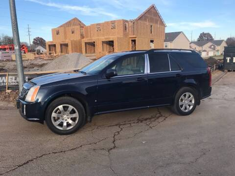 2006 Cadillac SRX for sale at BARKLAGE MOTOR SALES in Eldon MO
