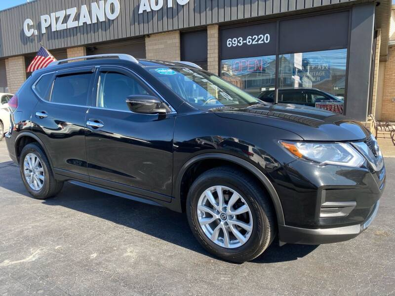 2017 Nissan Rogue for sale at C Pizzano Auto Sales in Wyoming PA