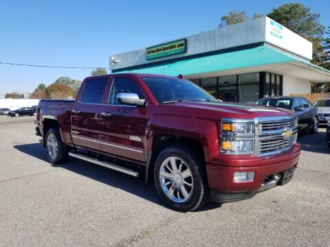 2015 Chevrolet Silverado 1500 for sale at Action Auto Specialist in Norfolk VA